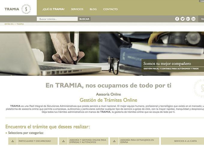 tramia.es
